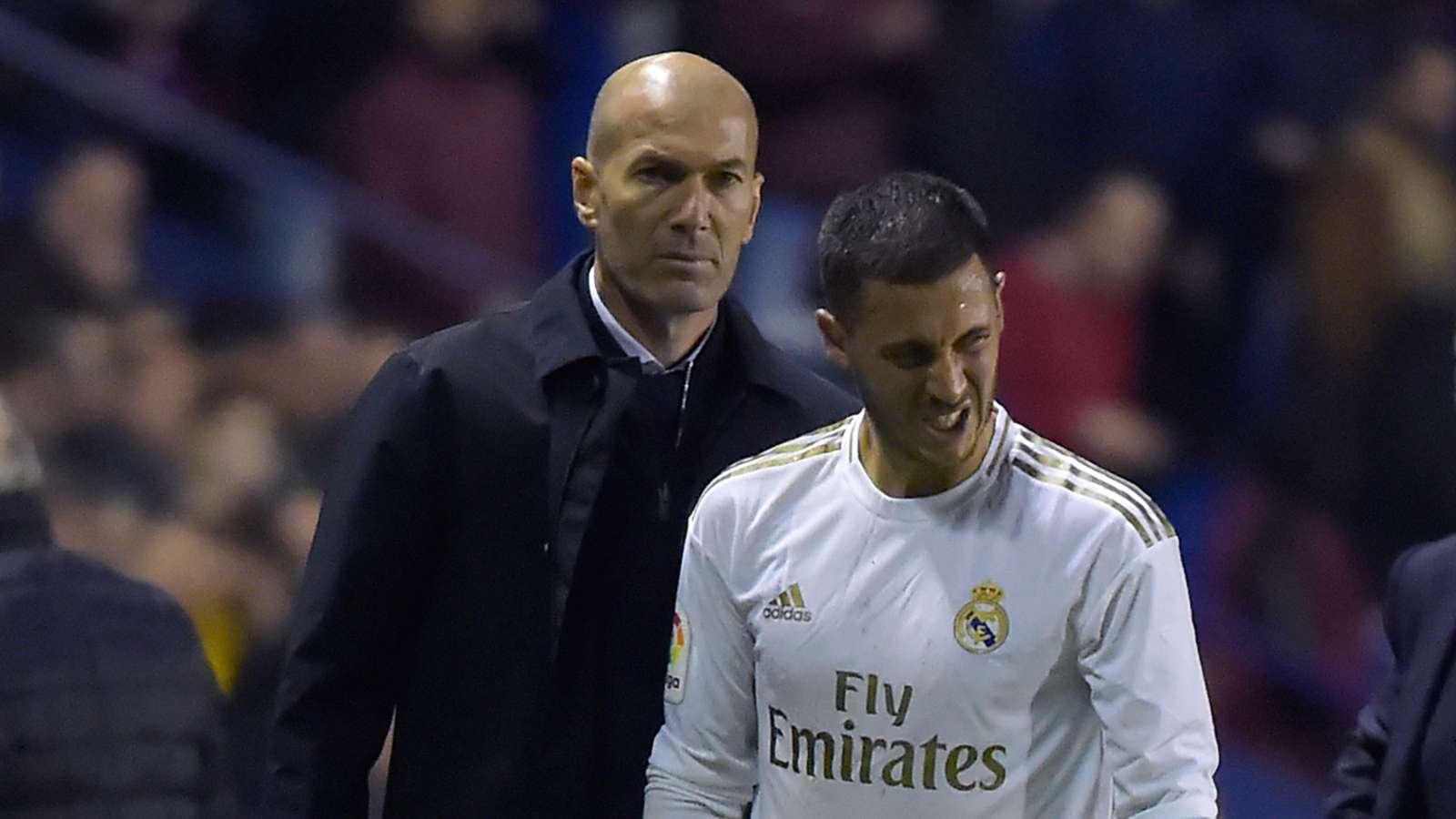 Real Madrid: Deux mois d'absence pour Eden Hazard ?
