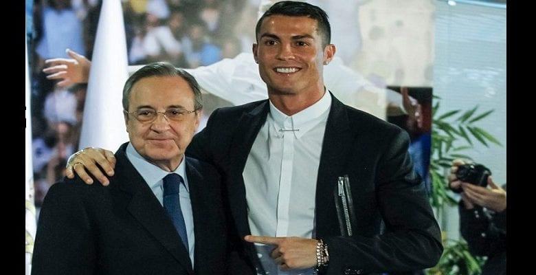 Real Madrid : le message de Florentino Pérez à Cristiano Ronaldo
