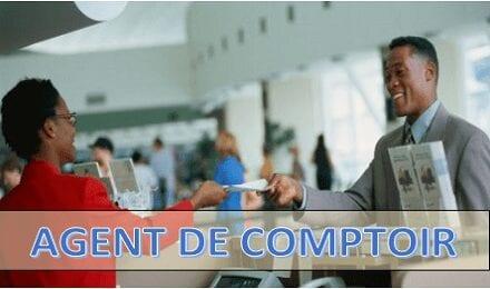 RECRUTEMENT POUR AGENTS DE COMPTOIR