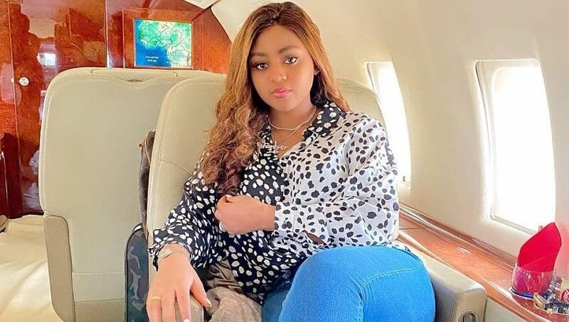 Diffusion d'une supposée photo de son bébé, Regina Daniels réagit