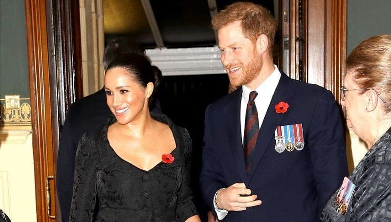 La Reine Elizabeth pose une grosse interdiction au Prince Harry et Meghan Markle