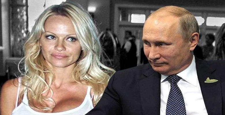 Russie: Pamela Anderson adresse une lettre ouverte à Vladimir Poutine