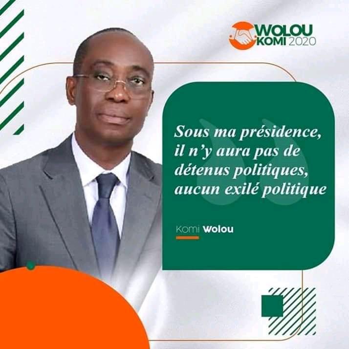 Togo: «Sous ma présidence, il n'y aura pas de détenus politiques, aucun exilé politique», affirme Komi Wolou