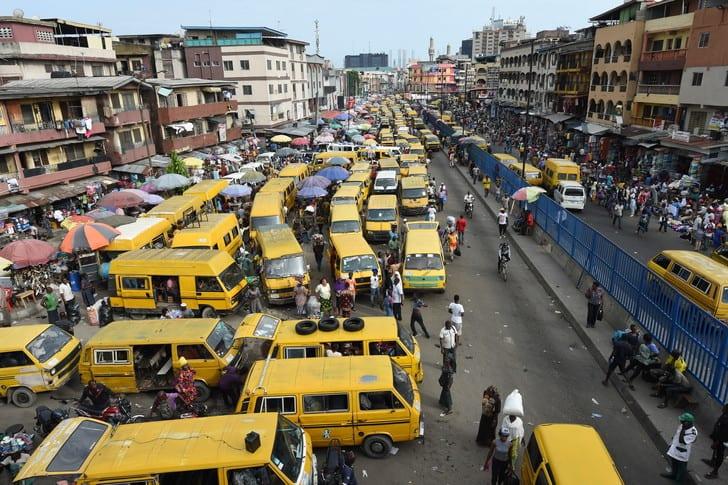 «Il est impossible de revenir sur l'interdiction de circulation de motos» selon l'État de Lagos