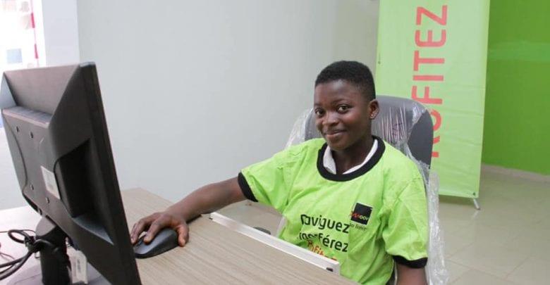 Télécommunications / Moov Côte d'Ivoire dote la région de Kolia d'une salle multimédia