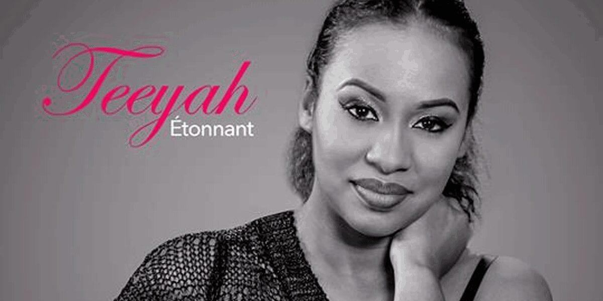 Côte d'Ivoire : La chanteuse Teeyah a perdu sa maman