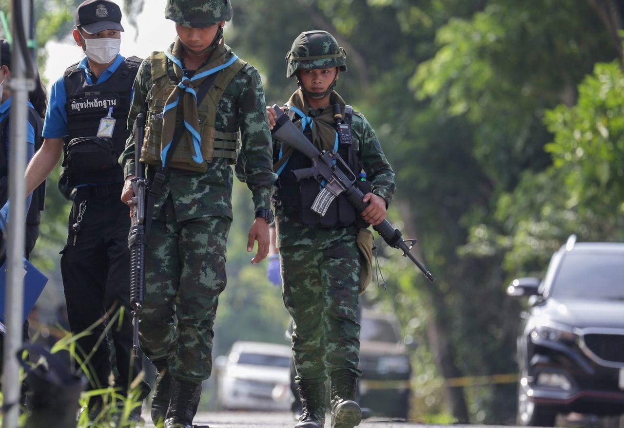 Thaïlande : Un soldat ouvre le feu et tue au moins 17 personnes et fait plusieurs blessés