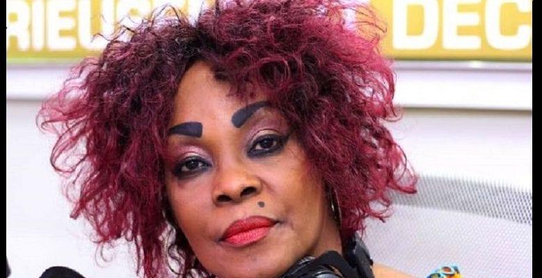 Tina glamour met en garde, Carmen Sama, la veuve de DJ Arafat