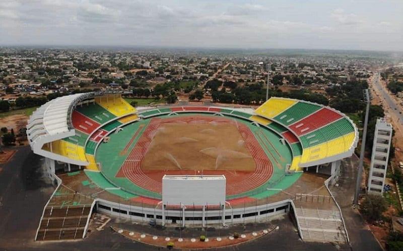 Togo : Le stade de Kégué déclaré non conforme aux normes internationales