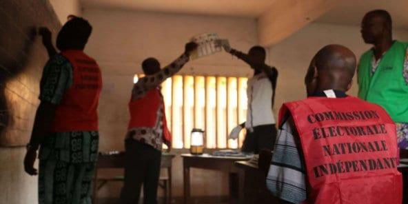 Élection présidentielle togolaise de 2020