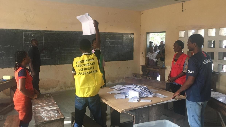 TOGO: Un réseau de fraude électorale découvert