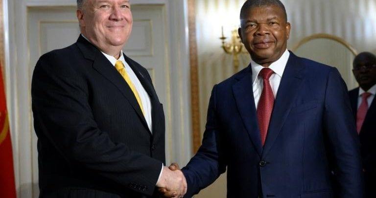 Corruption : Le secrétaire d'Etat américain félicite le président angolais