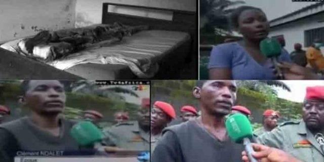 Un homme avait gardé le cadavre de sa femme sur son lit pendant 6 mois (Vidéo)
