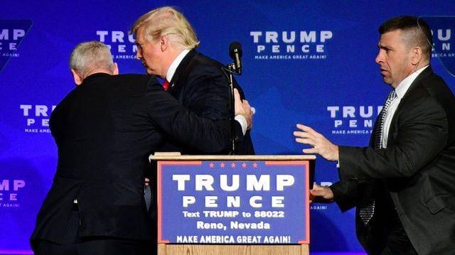 USA : Un jeune homme arrêté pour avoir tenté d'assassiner Donald Trump