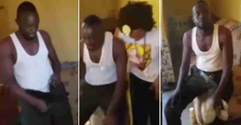 Un pasteur surpris dans une chambre d'hôtel avec la femme de son fidèle (Vidéo)