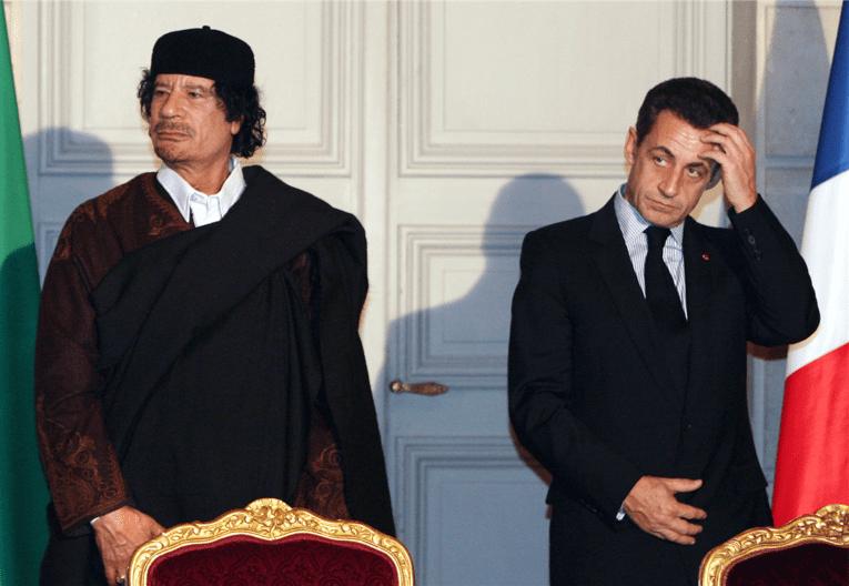 Un proche de Sarkozy soupçonné d'avoir reçu 440 000 euros d'argent libyen