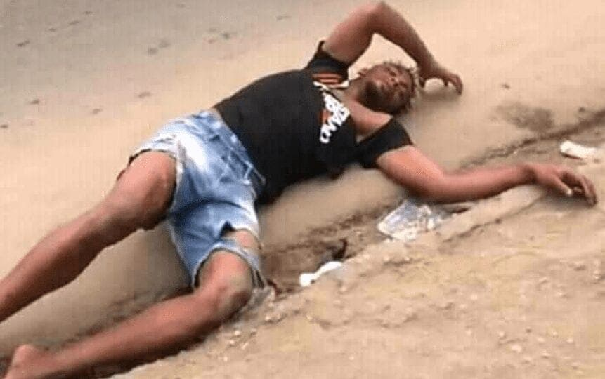 Urgent : Le rappeur No Size se fait violemment tabasser après avoir dévoiler son homosexualité.(PHOTOS)