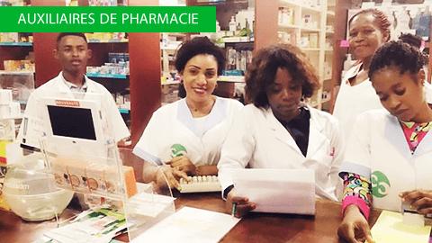 Besoin Des Vendeuses Auxiliaire En Pharmacie