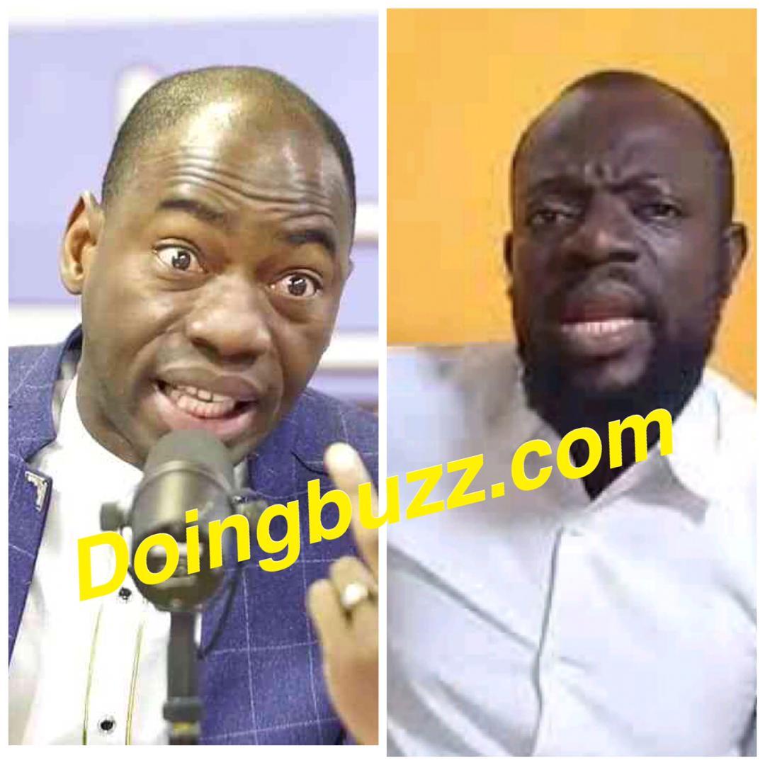 Le pasteur David (voulant ressusciter Dj Arafat) clashe révérend Makosso