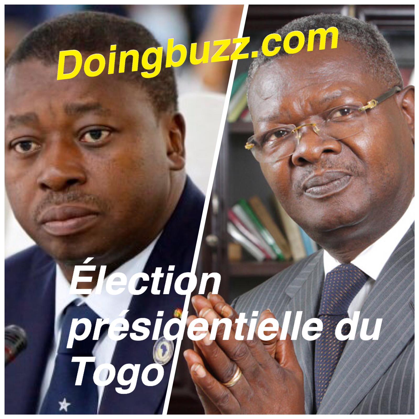 TOGO – Présidentielle : la campagne électorale bat son plein ( LM7 08 02 2020 P2 )