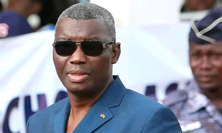 Togo : Accident de circulation du convoi du ministre Yark
