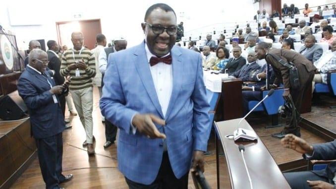 Abass Kaboua : «Je conseille à Mgr Kpodzro d'être candidat à la présidentielle de 2025»