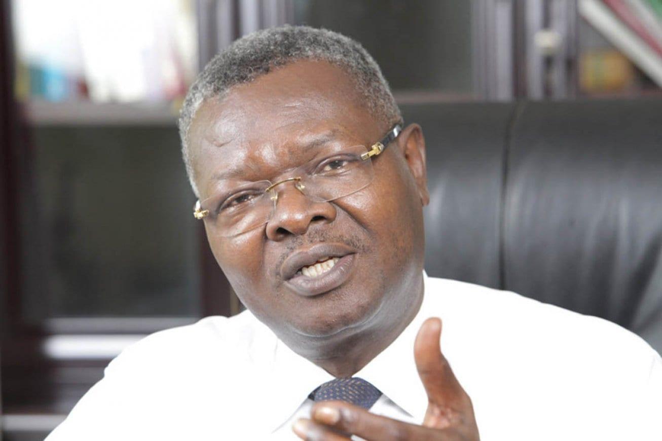 Présidentielle au Togo: Agbéyomé Kodjo, se déclare président Elu