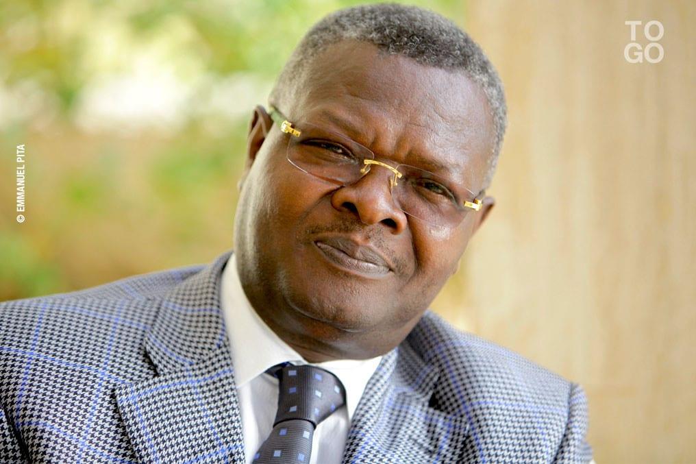Agbéyomé Messan Kodjo, Regarde tu honnis le Togo range toi quelque part