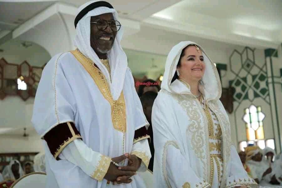Alpha Blondy et sa compagne se sont mariés au nom de la réligion musulmane