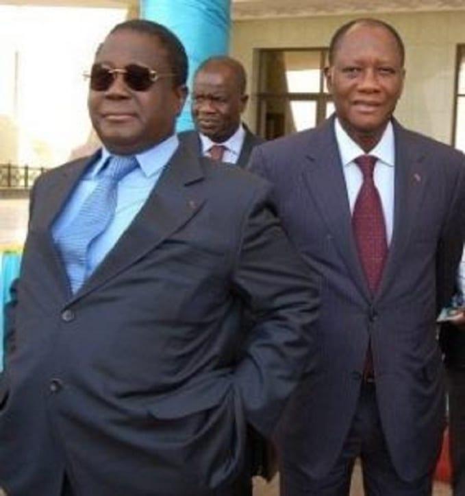 Ouattara veut faire la paix avec Bédié, des questions se posent