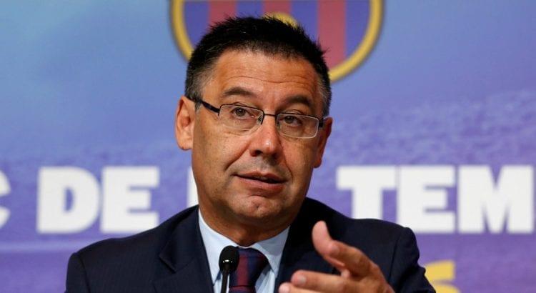 FC Barcelone : Pour Bartomeu, le moment n'est pas propice pour limoger qui que ce soit
