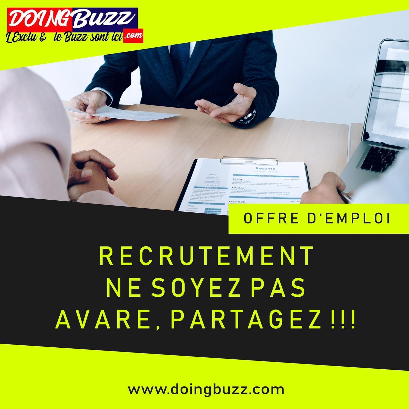 Top Work recrute 01 Superintendant en Génie Civil