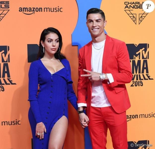 Découvrez l'énorme pension que verse Cristiano Ronaldo à sa femme