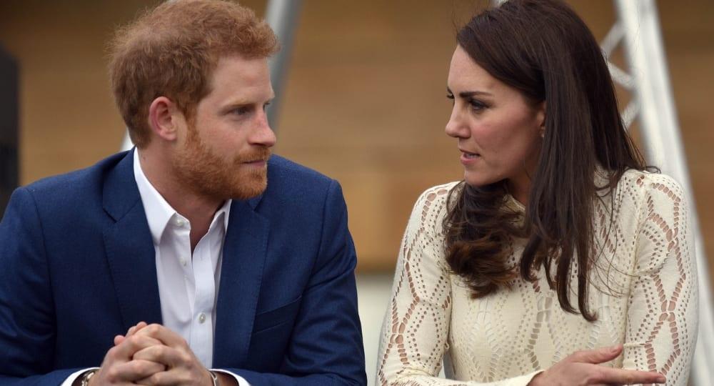 Kate Middleton craint de ne plus jamais être proche  du prince Harry