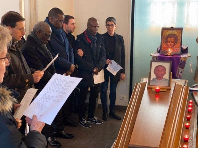 Arrivée de la dépouille du jeune Barthélemy Guibahi à Abidjan