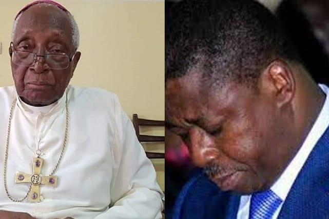 Mgr Philippe Kpodzro: J'ai supplié le pape François d'auto saisir le dossier du Togo et la communauté internationale