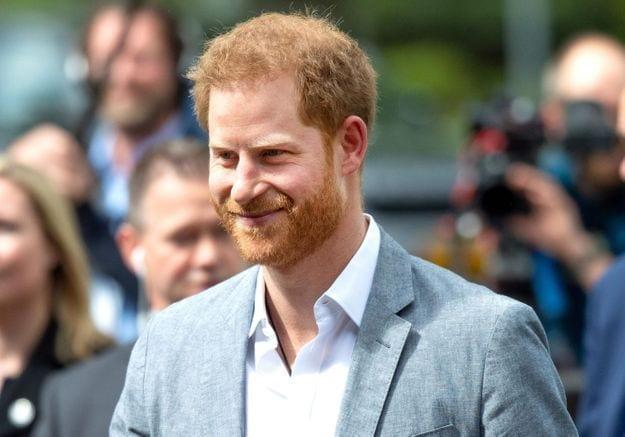 Le prince Harry se bat fermement  contre sa calvitie