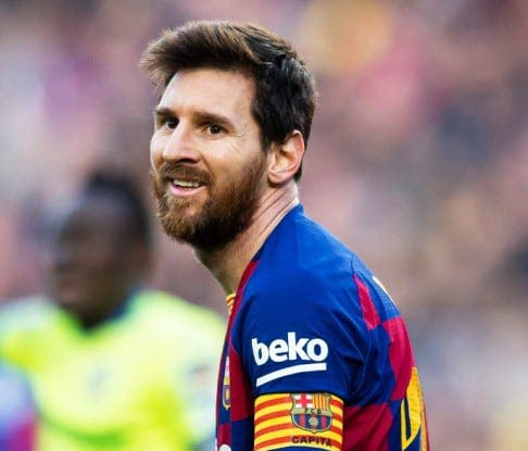 title Football : Lionel Messi irrite les fans du FC Barcelone