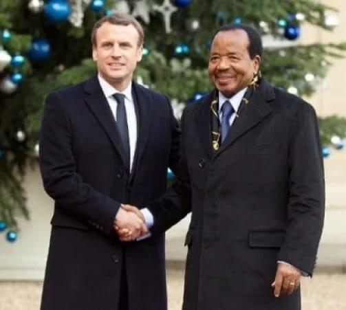 Paul Biya refuse catégoriquement de décrocher les appels de Macron