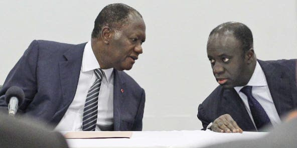 Côte d'Ivoire : le ministre Amon Tanoh et Alassane Ouattara ne s'entendent toujours pas
