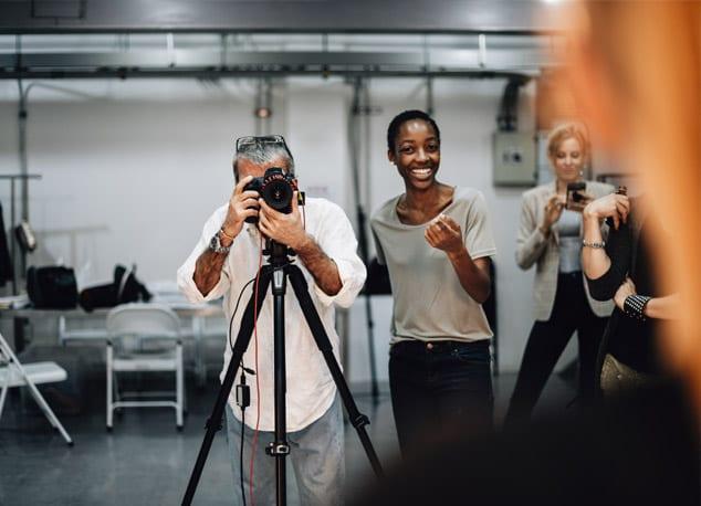 Recrutement de PHOTOGRAPHE VIDEASTE (H)