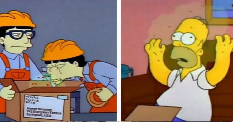 Les Simpsons ont-ils vraiment prédit le Coronavirus ?