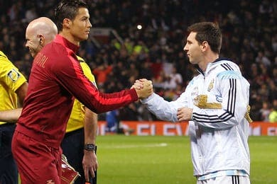 Cristiano et Messi bientôt sous le même maillot ?