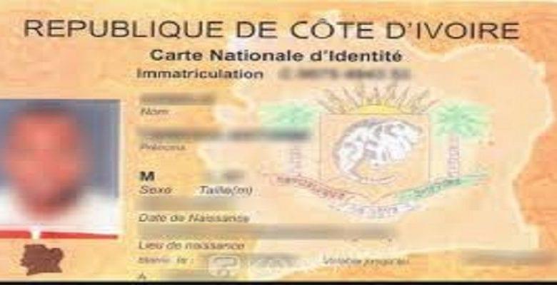 Côte d'Ivoire: voici les 4 étapes pour avoir sa nouvelle carte nationale d'identité