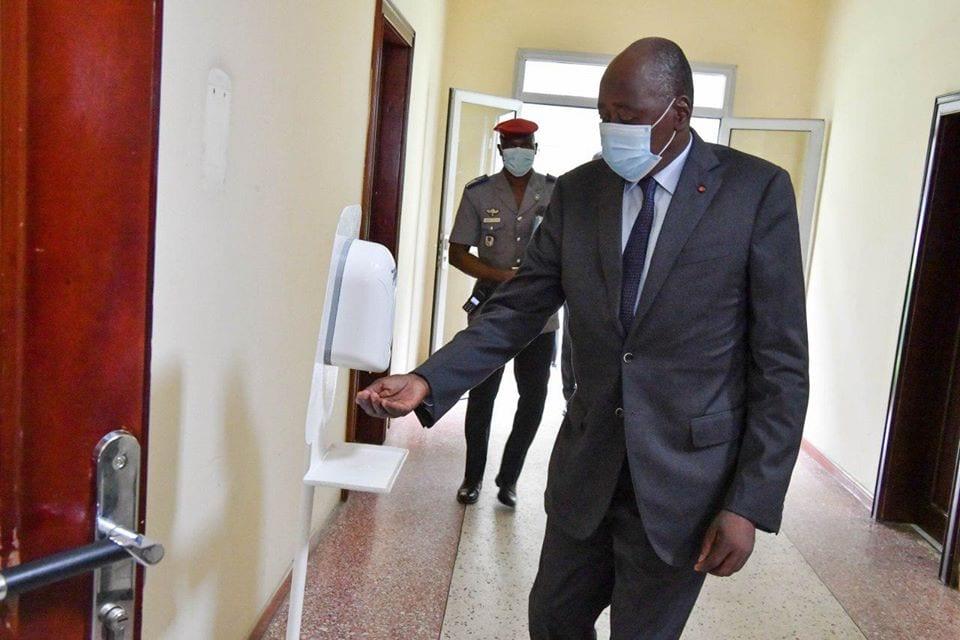 Covid-19: Amadou Gon Coulibaly en quarantaine pour avoir été en contact avec une personne contaminée
