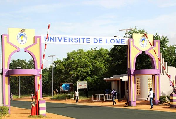 Le gouvernement togolais ferme les portes de l'Université de Lomé
