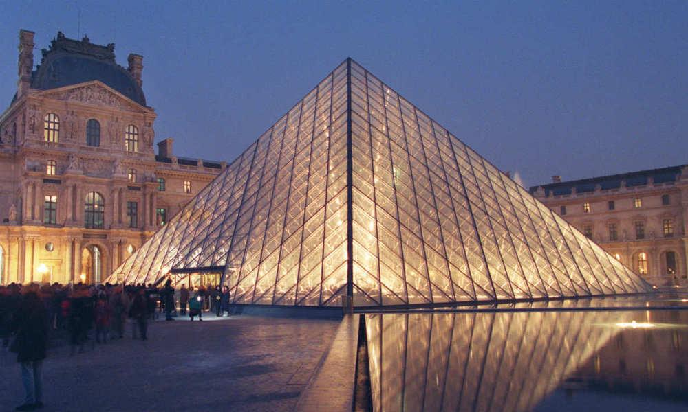 Voici comment le coronavirus a même touché le Musée de Louvre
