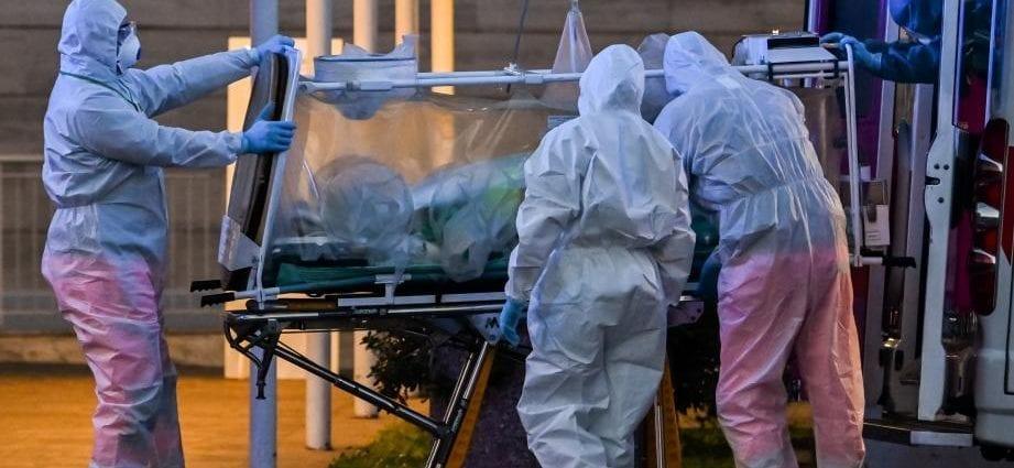 651 morts en un jour en Italie, bilan total de près de 5.500 décès