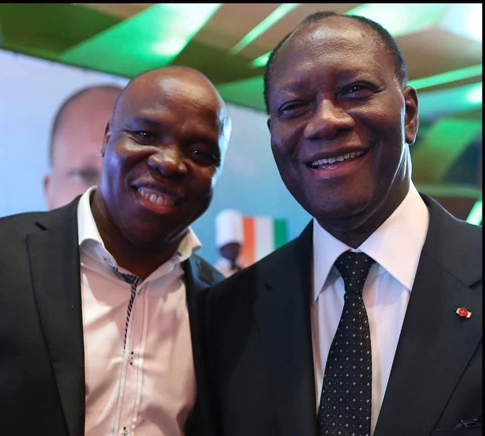 «Merci pour le travail abattu Monsieur le Président», A'salfo à Alassane Ouattara