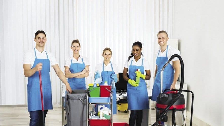 Recrutement Pour Agents de nettoyage